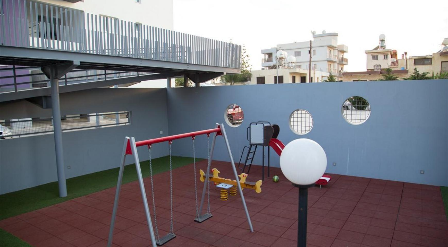 New Complex in Agios Spyridonas - 12
