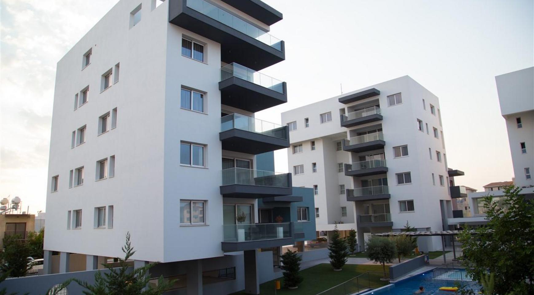 New Complex in Agios Spyridonas - 8