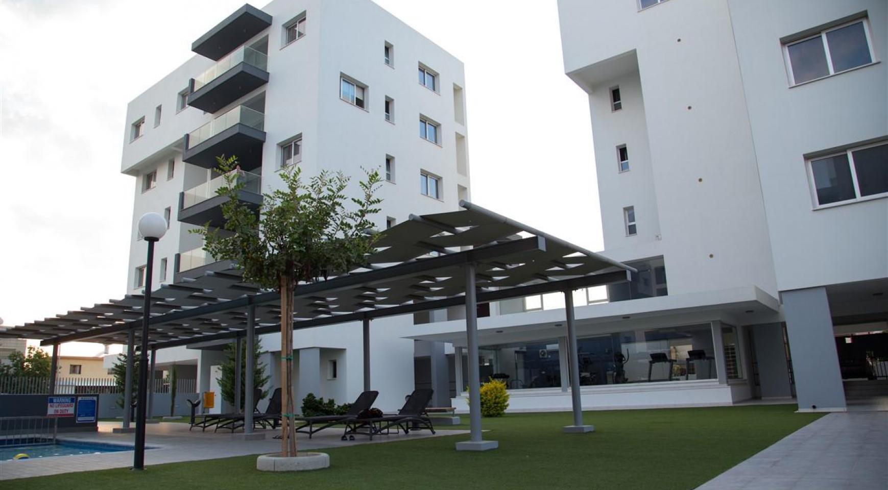 New Complex in Agios Spyridonas - 9