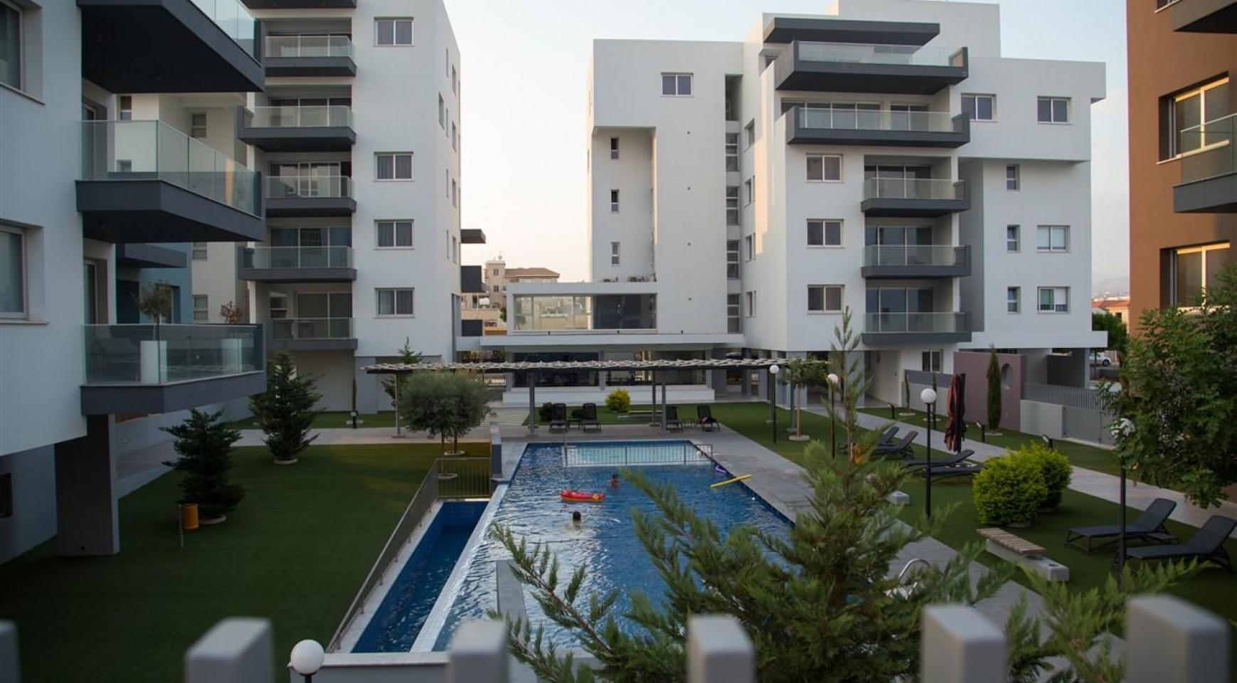 New Complex in Agios Spyridonas - 6
