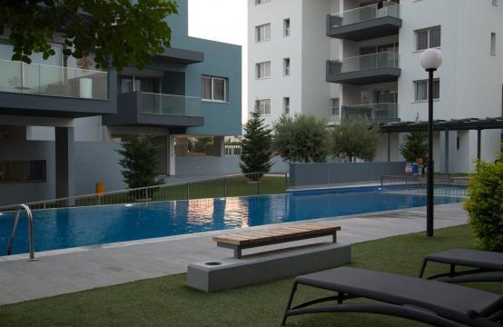 New Complex in Agios Spyridonas
