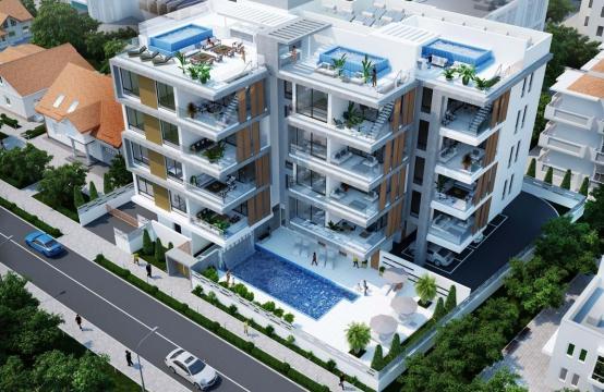 New Complex near the Sea