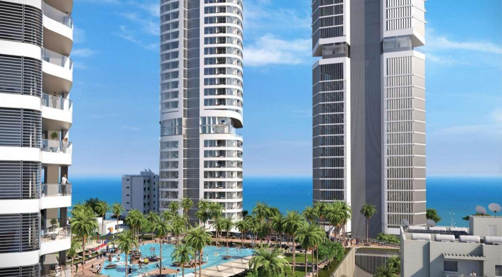Luxury 2 Bedroom Apartment in a New Project by the Sea in the City Centre - 2