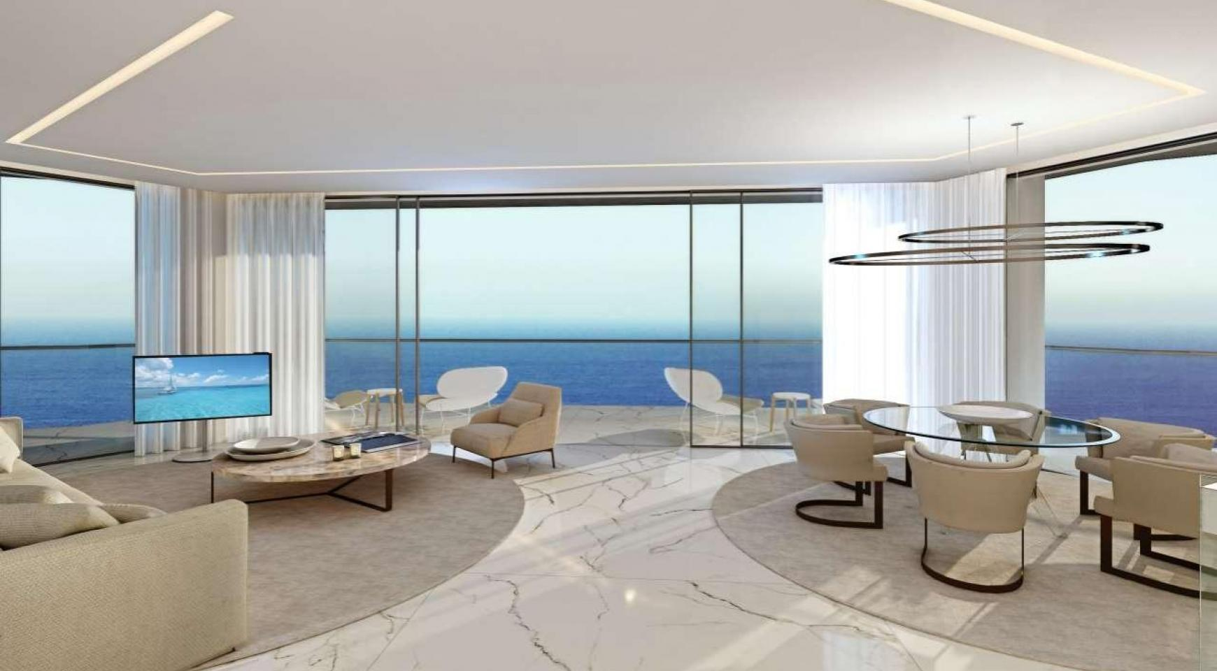 Luxury 3 Bedroom Apartment in a New Project by the Sea in the City Centre - 7