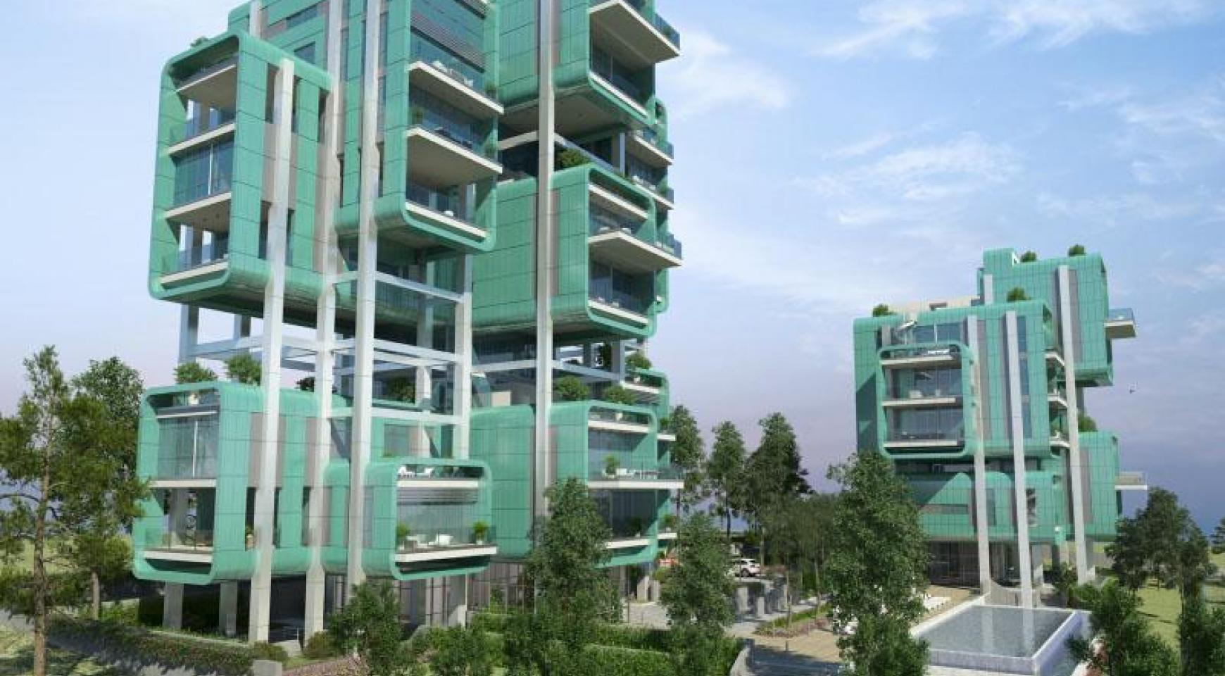 Elite 2 Bedroom Apartment with Roof Garden within a New Complex - 27