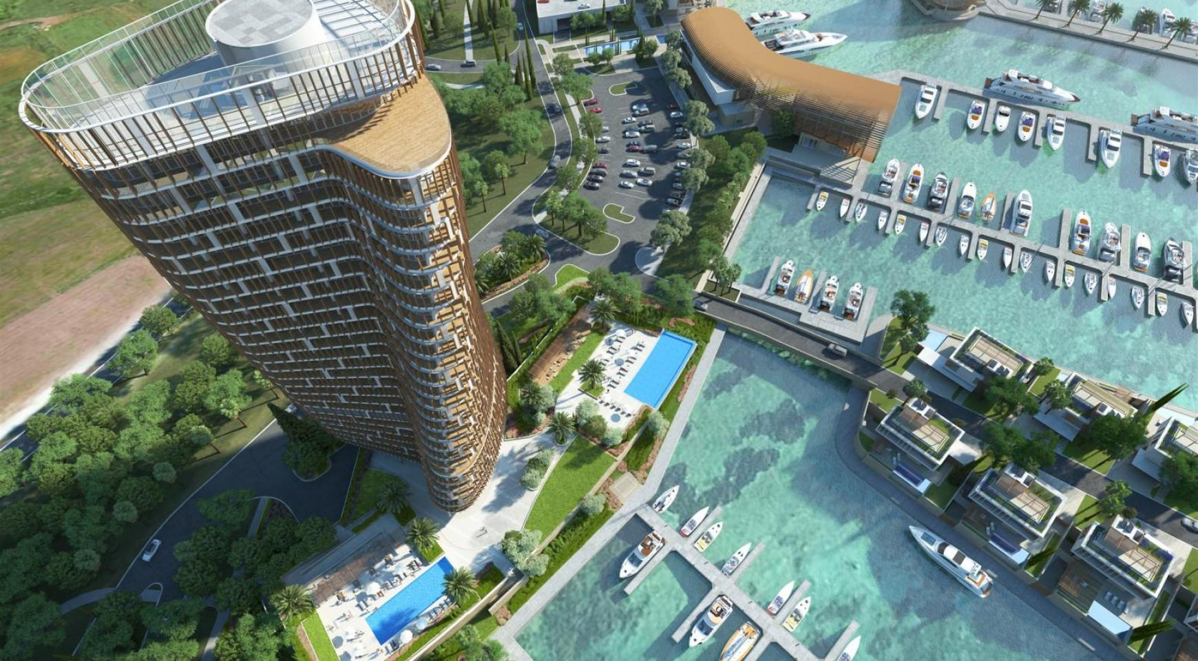 Modern 2 Bedroom Apartment in an Exclusive Project by the Sea - 4