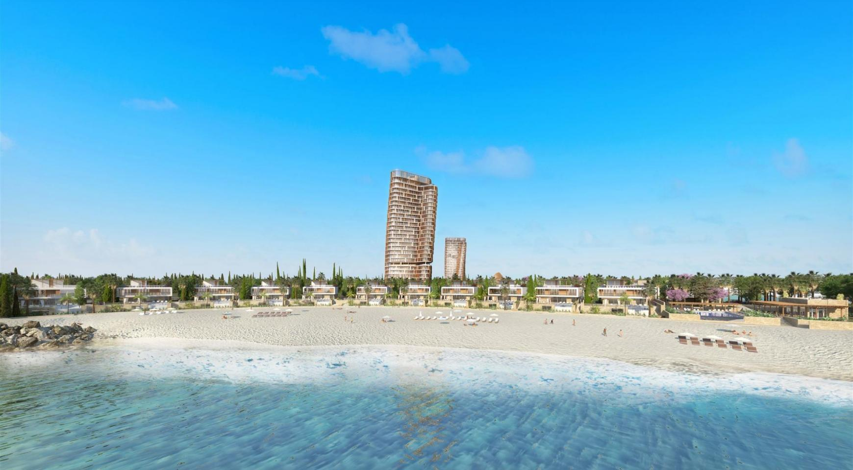 Modern 2 Bedroom Apartment in an Exclusive Project by the Sea - 19