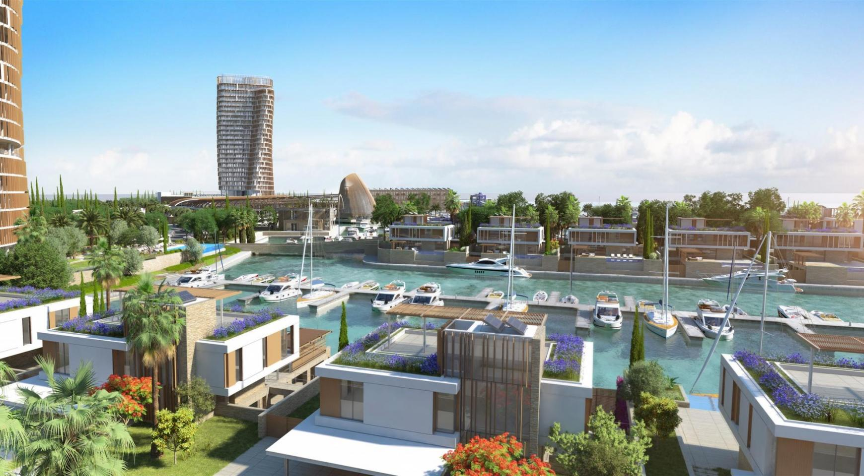 Modern 2 Bedroom Apartment in an Exclusive Project by the Sea - 2