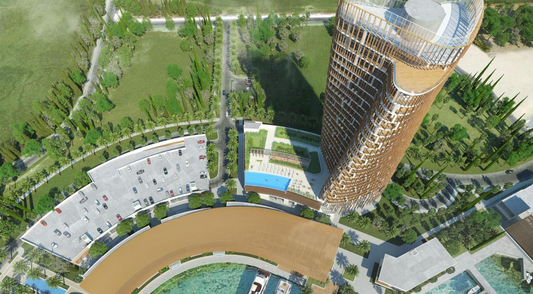 Modern 2 Bedroom Apartment in an Exclusive Project by the Sea - 12