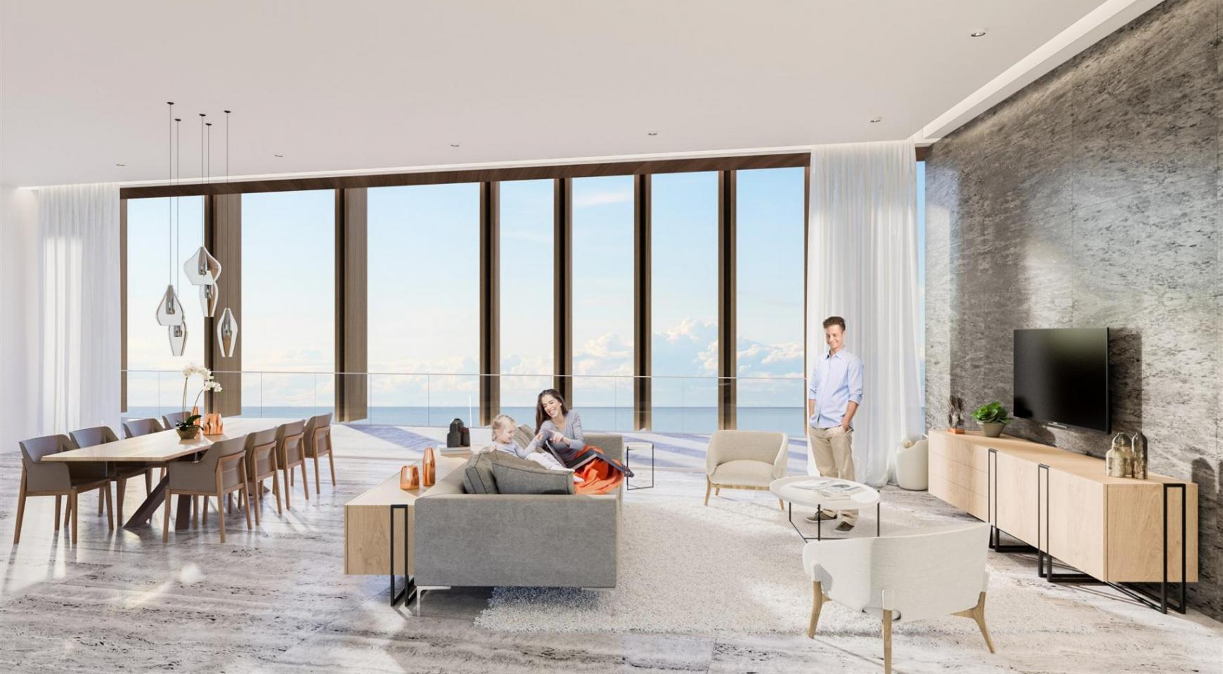 2 Bedroom Apartment in an Exclusive Project by the Sea - 20