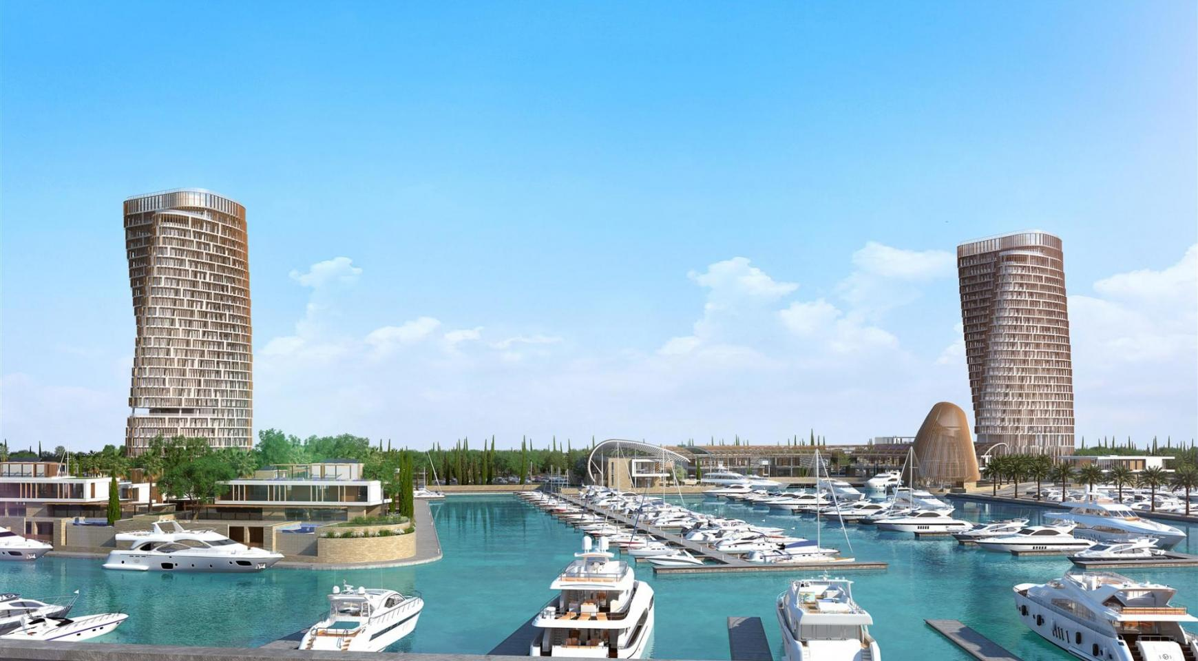 Modern 2 Bedroom Apartment in an Exclusive Project by the Sea - 18