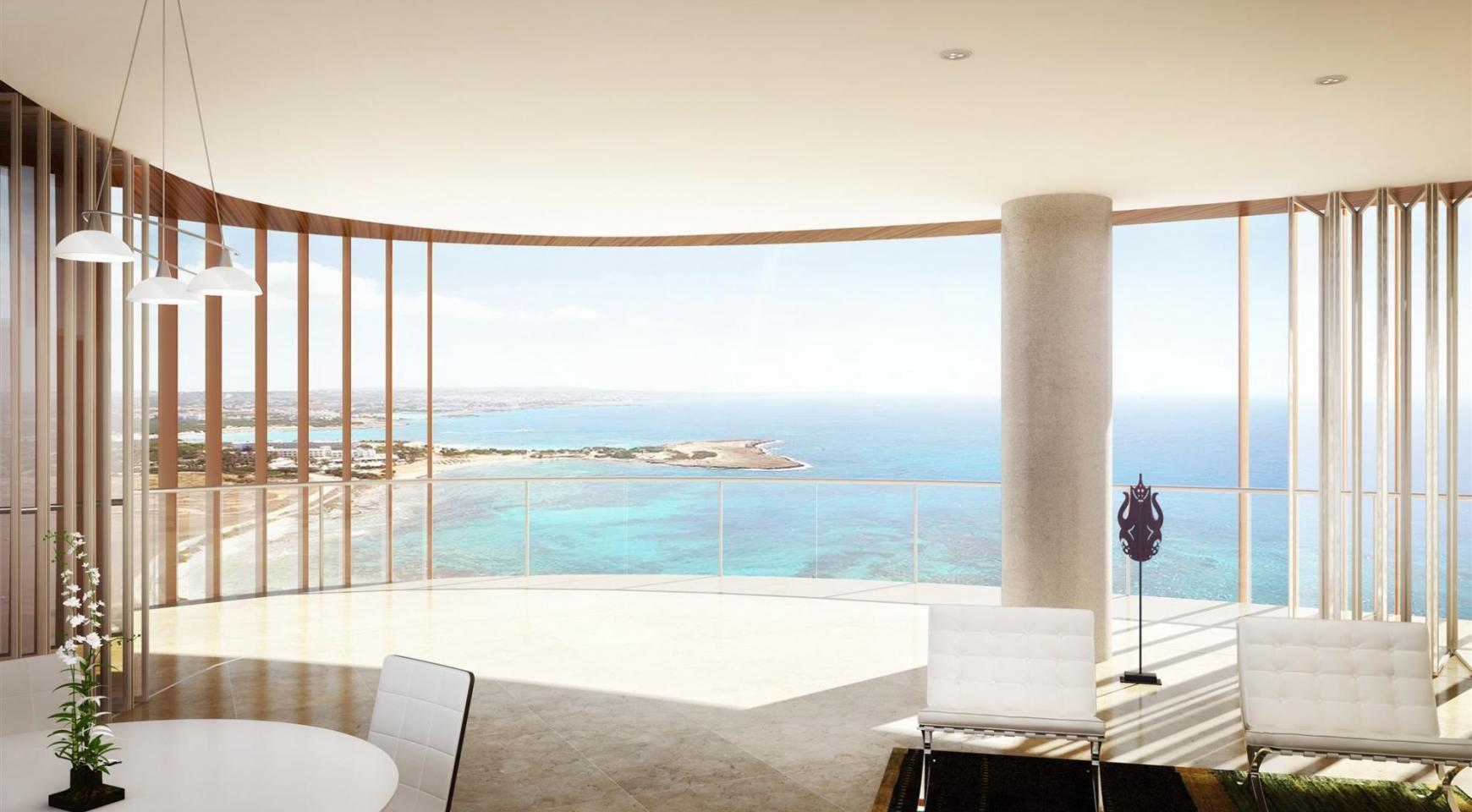 Modern 2 Bedroom Apartment in an Exclusive Project by the Sea - 22