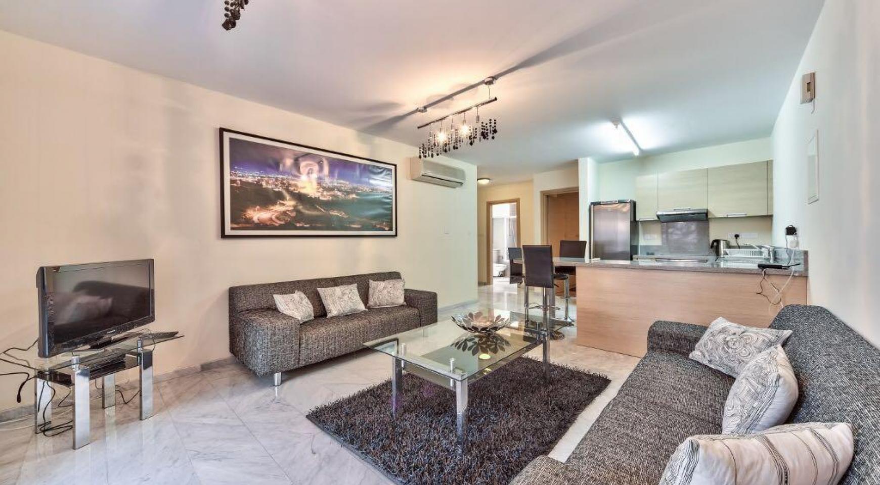 Luxury One Bedroom Apartment in a Prestigious Complex near the Sea - 1
