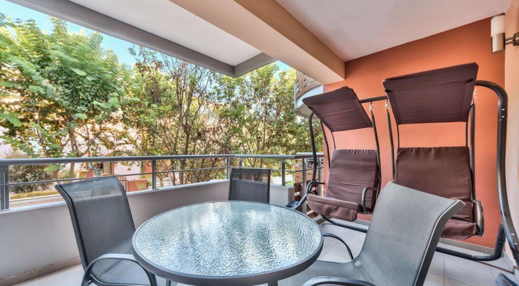 Luxury One Bedroom Apartment in a Prestigious Complex near the Sea - 6