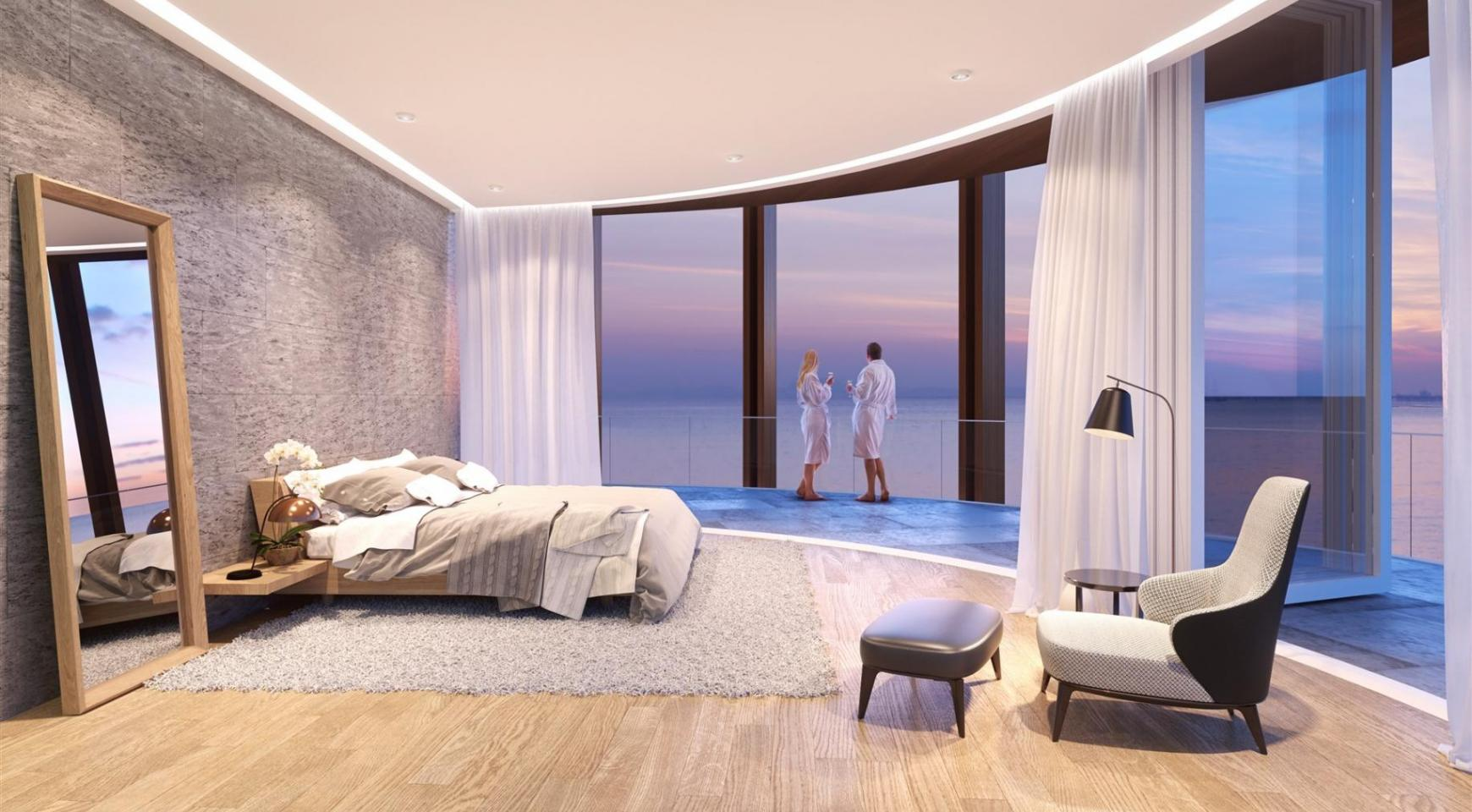 Modern 3 bedroom Apartment in an Exclusive Project by the Sea - 20
