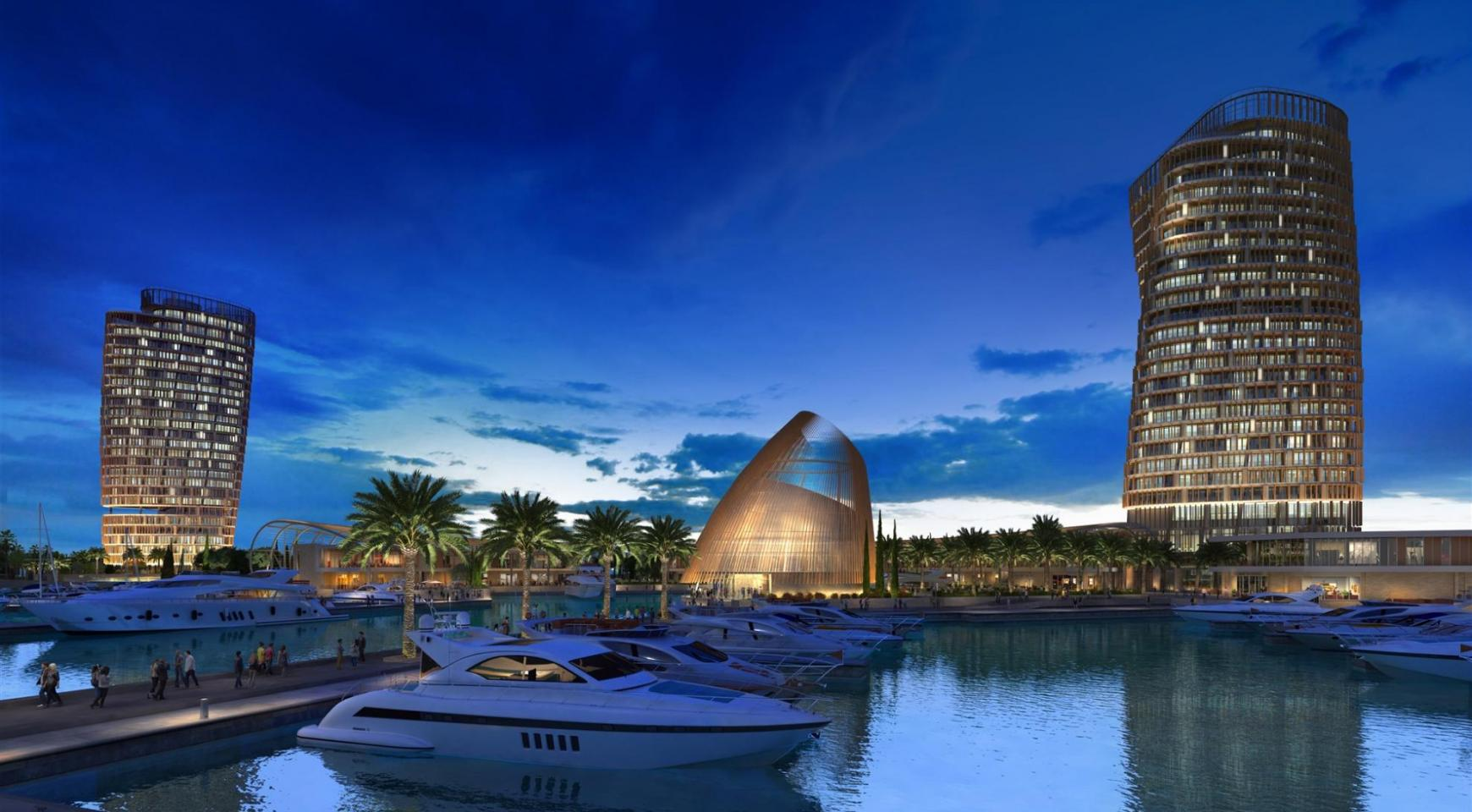 4 Bedroom Apartment in an Exclusive Project by the Sea - 1