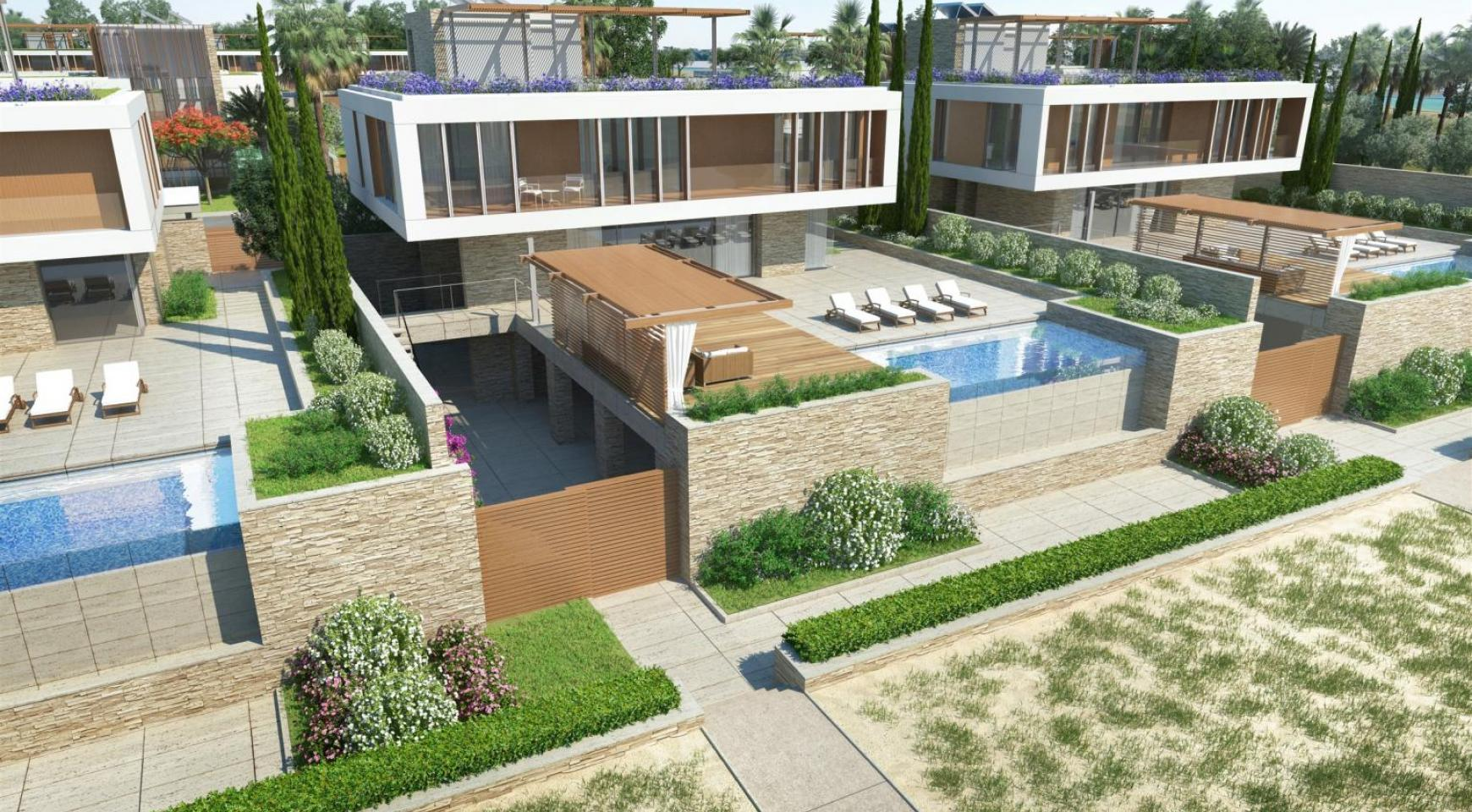 Stunning 3 Bedroom Villa in an Exclusive Project by the Sea - 5