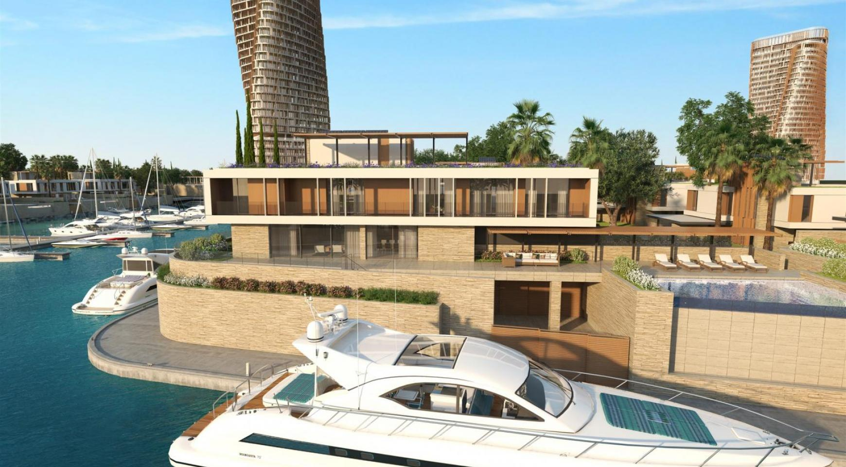 Stunning 4 Bedroom Villa in an Exclusive Project by the Sea - 2