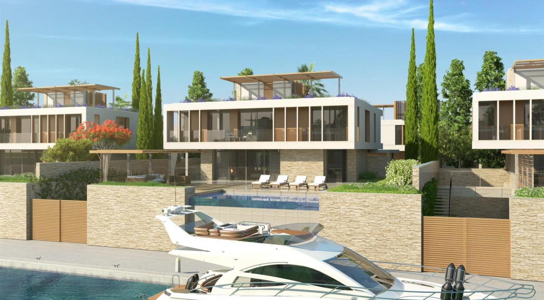 Stunning 4 Bedroom Villa in an Exclusive Project by the Sea - 3