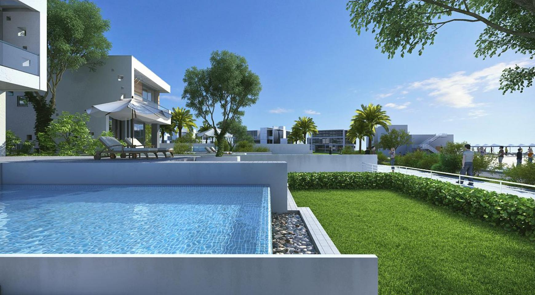 Contemporary One Bedroom Apartment in New Project by the Sea - 27