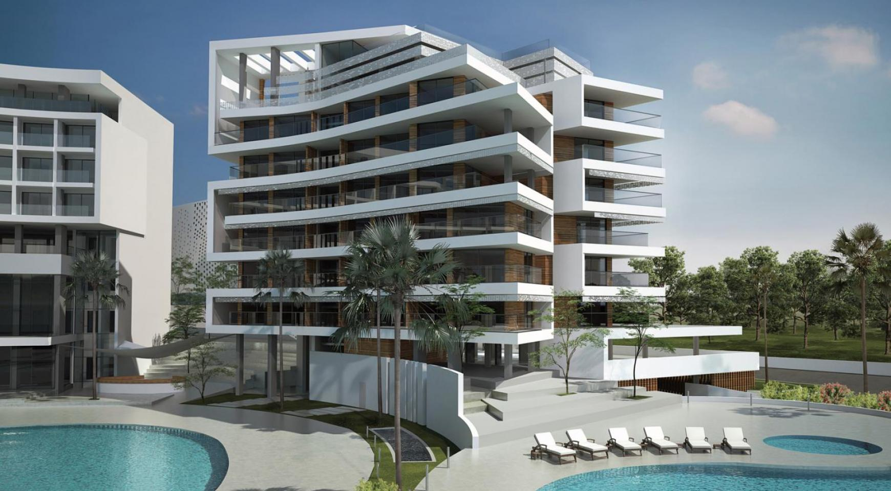 Contemporary One Bedroom Apartment in New Project by the Sea - 10