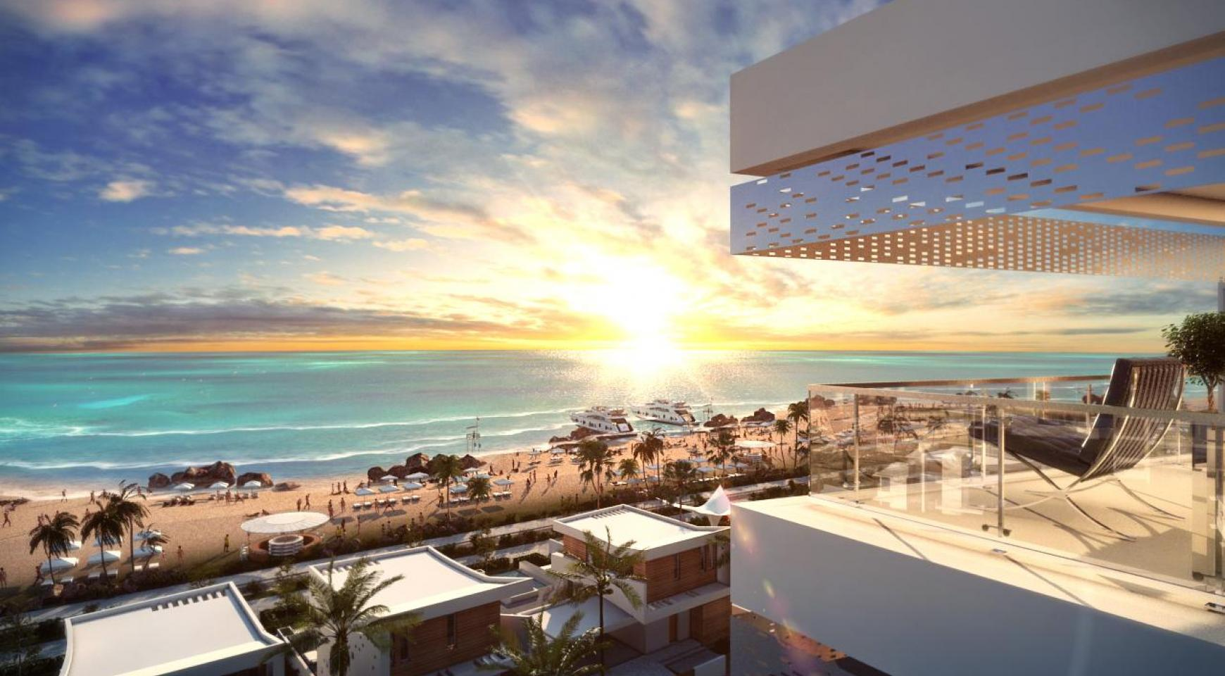 Contemporary One Bedroom Apartment in New Project by the Sea - 4