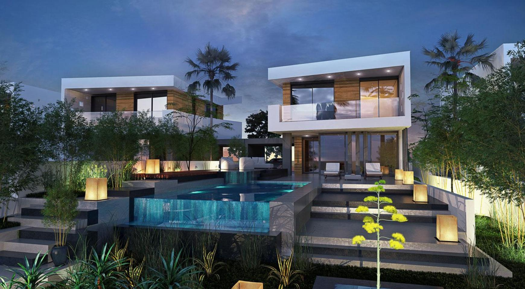 Contemporary 4 Bedroom Villa in a New Project by the Sea - 1