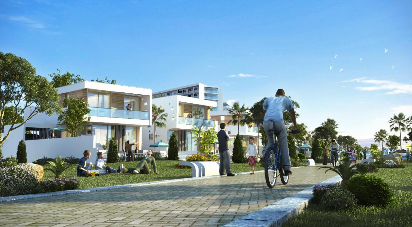 Contemporary 4 Bedroom Villa in a New Project by the Sea - 9