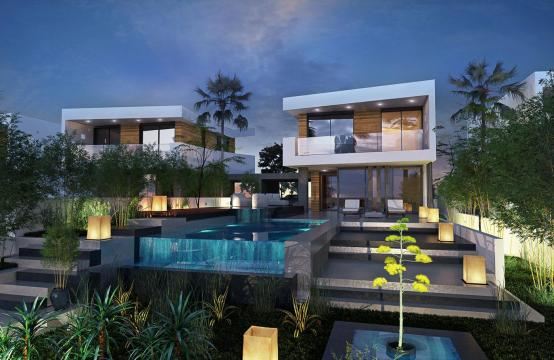 4 Bedroom Villa in a New Project by the Sea