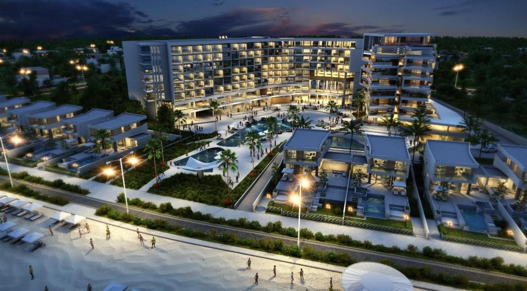 Contemporary 2 Bedroom Apartment in a New Complex by the Sea - 13