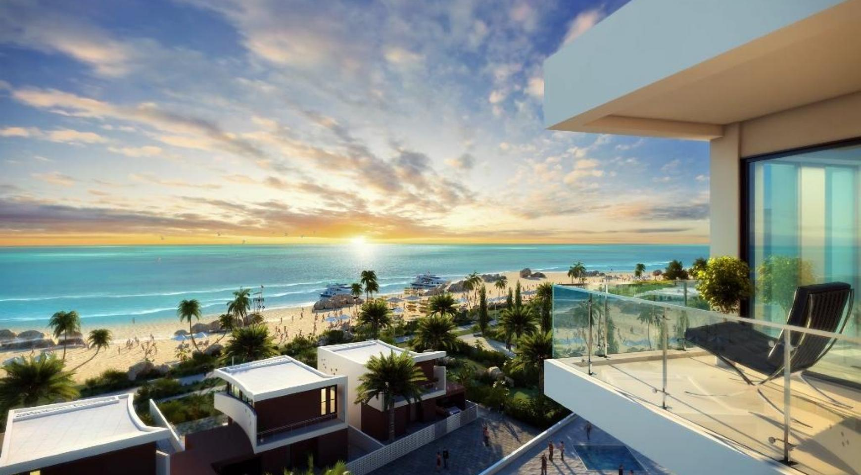 Contemporary 2 Bedroom Apartment in a New Complex by the Sea - 4