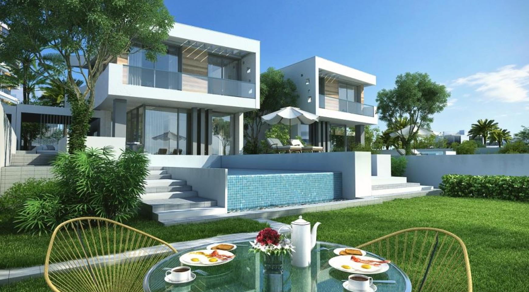 Contemporary 4 Bedroom Villa in a New Project by the Sea - 5