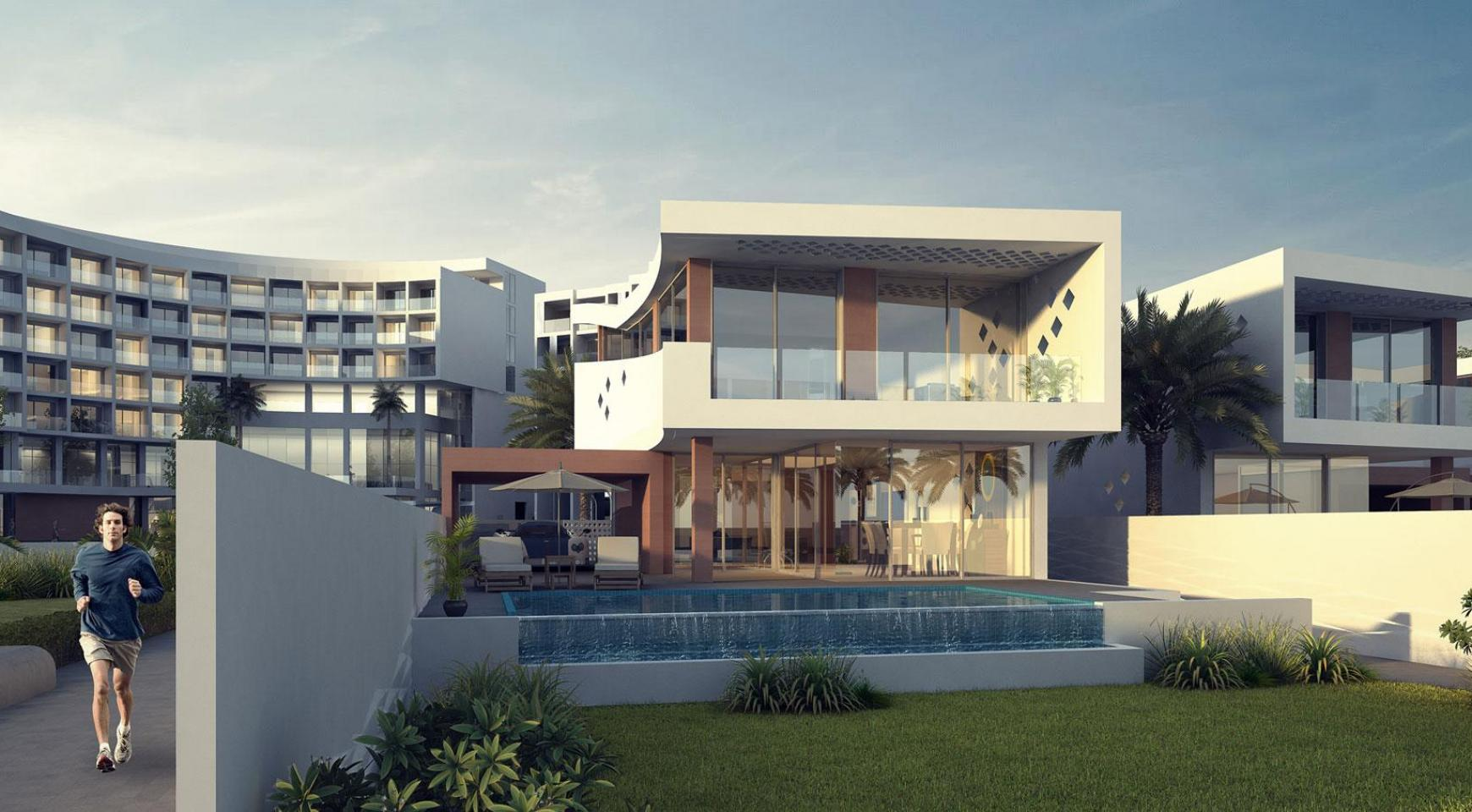 Contemporary 4 Bedroom Villa in a New Project by the Sea - 4