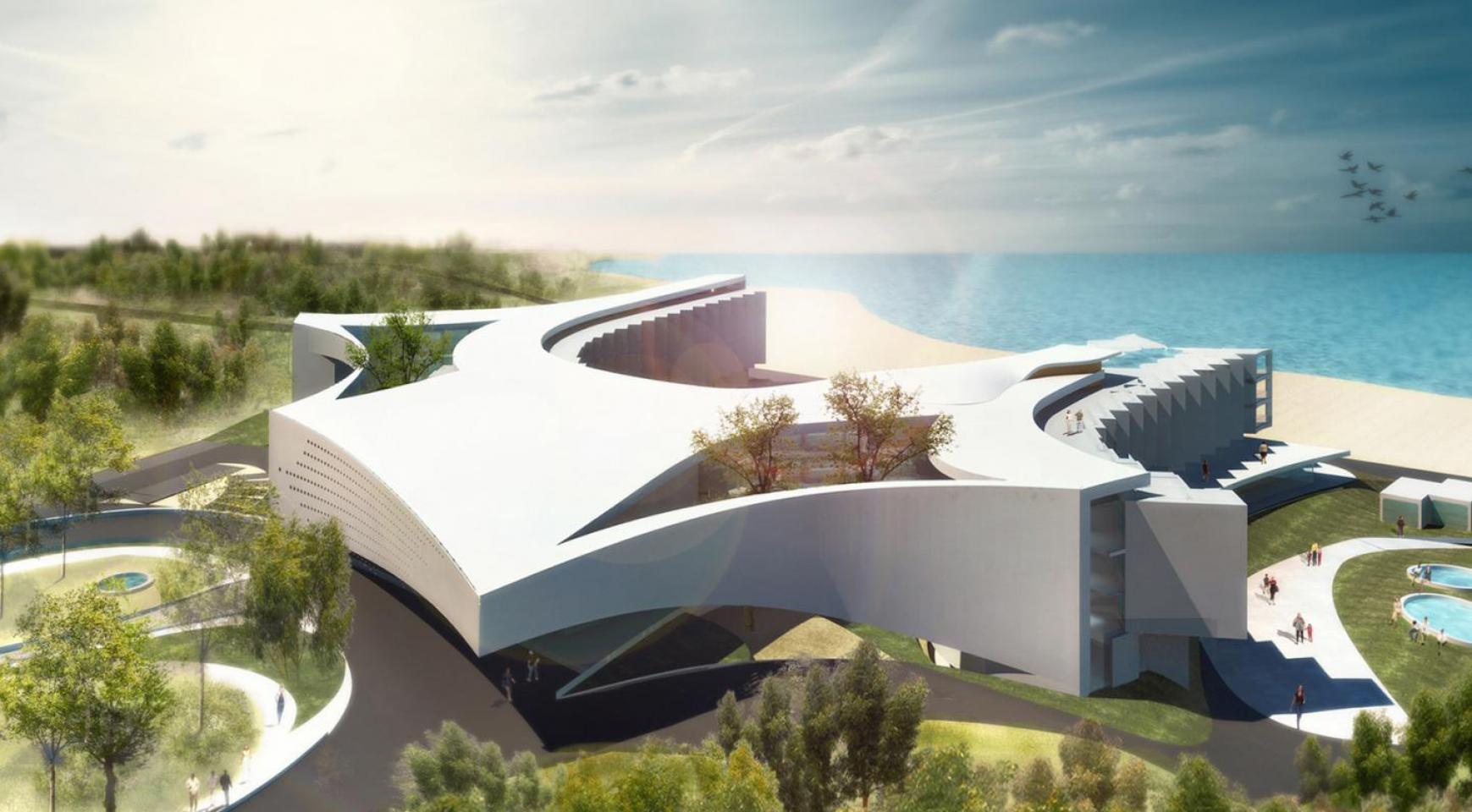 Contemporary 4 Bedroom Villa in a New Project by the Sea - 33