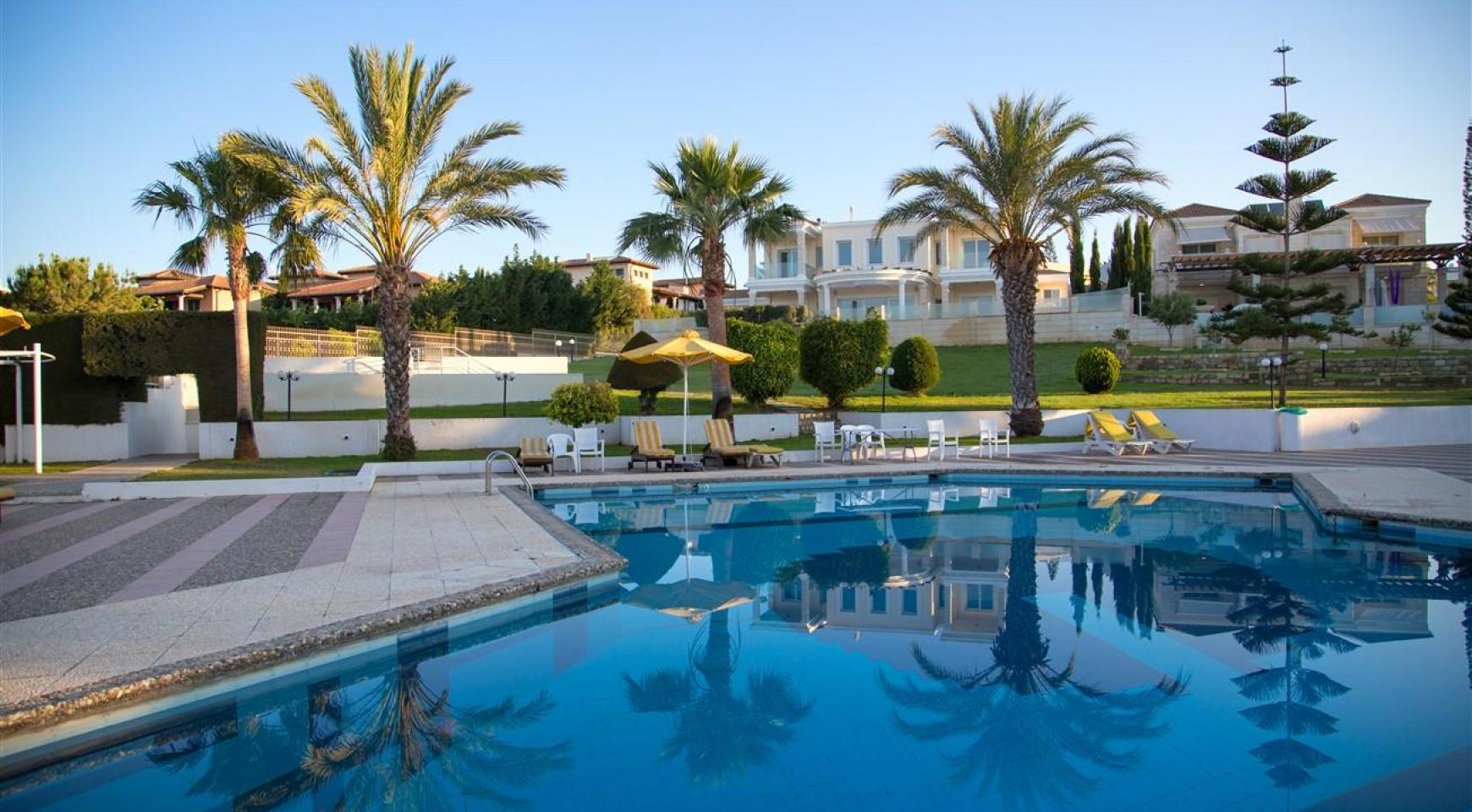 Luxury Modern 3 Bedroom Apartment in Thera Complex by the Sea - 7