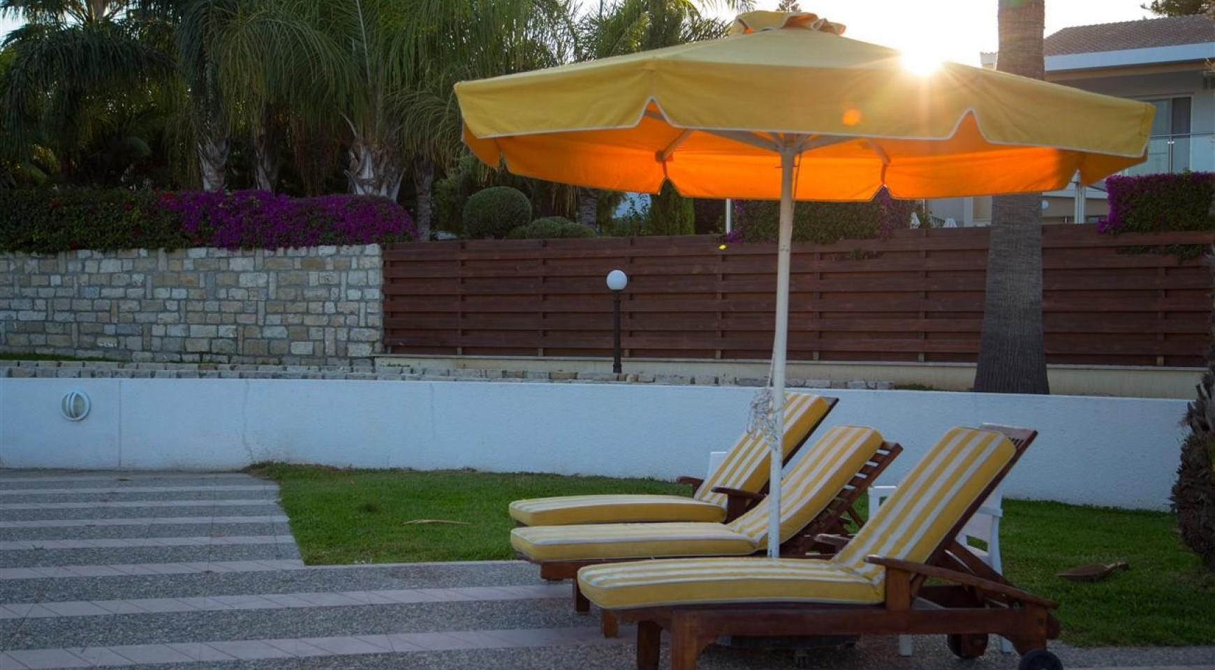 Luxury Modern 3 Bedroom Apartment in Thera Complex by the Sea - 9