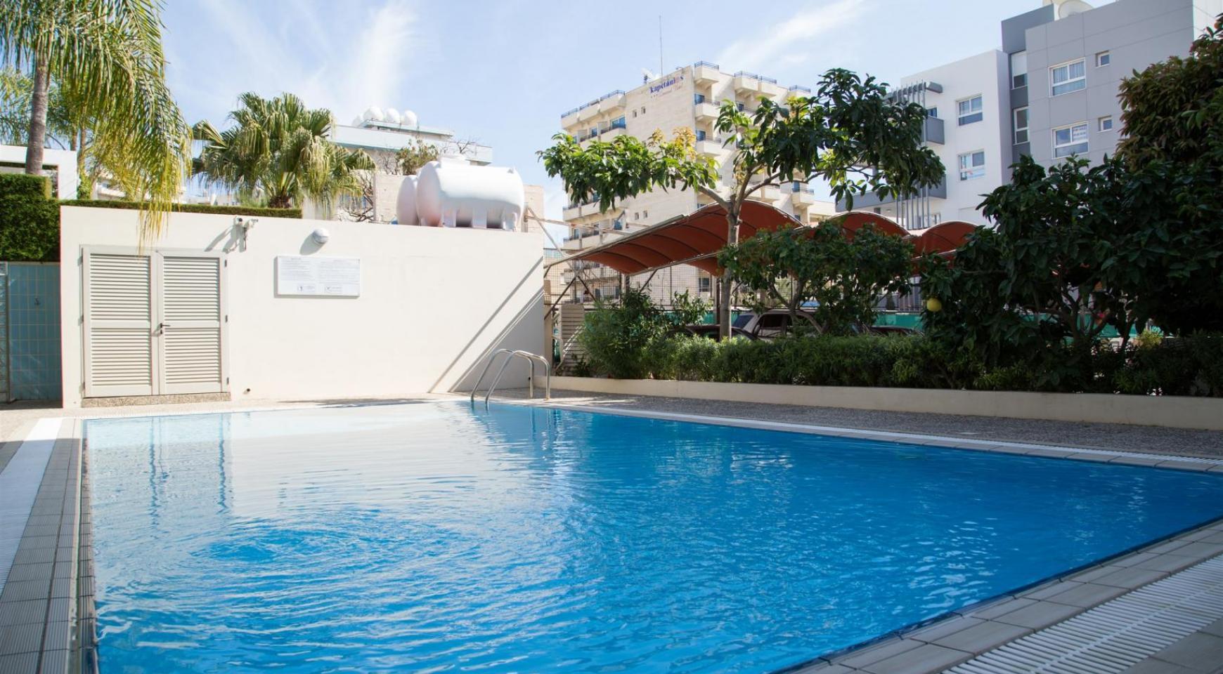 Luxury 3 Bedroom Apartment in Enaerios Area near the Sea - 25