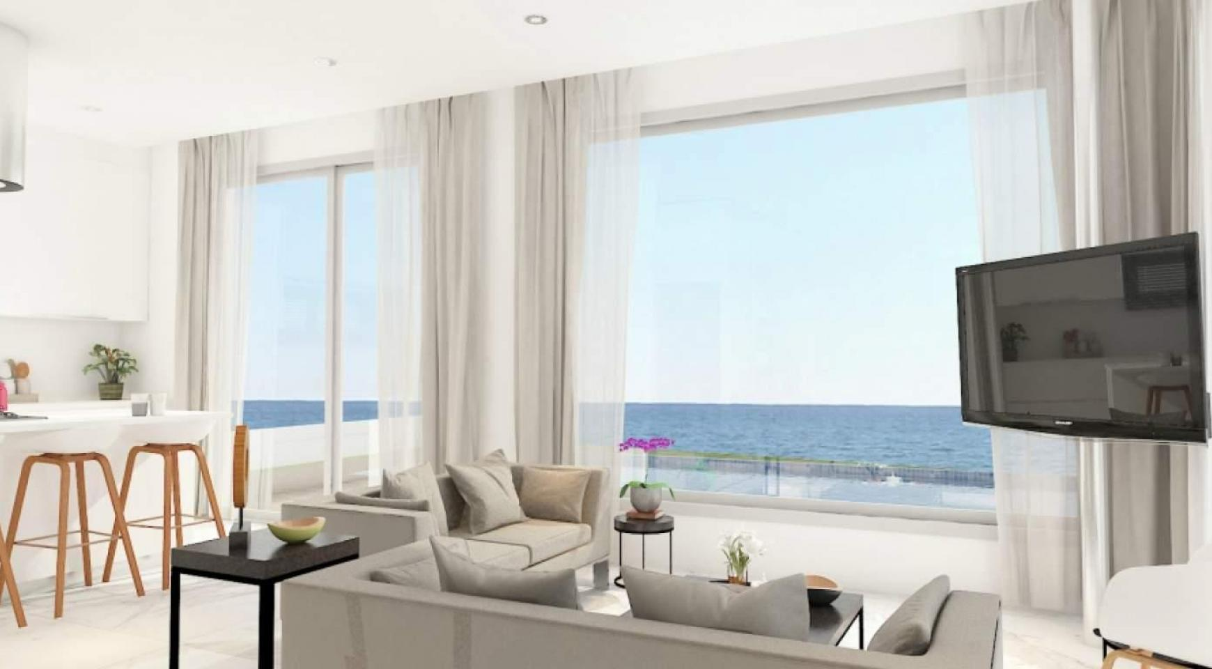 Contemporary Beachfront Villa with 5 Bedrooms - 11