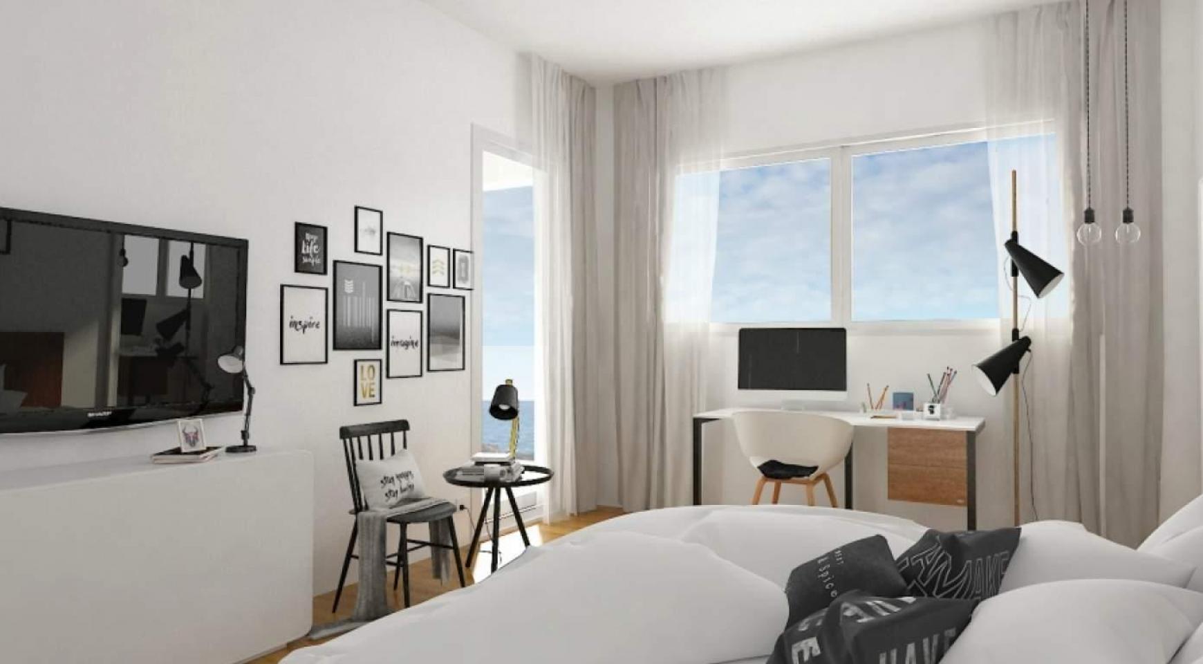 Contemporary Beachfront Villa with 5 Bedrooms - 17