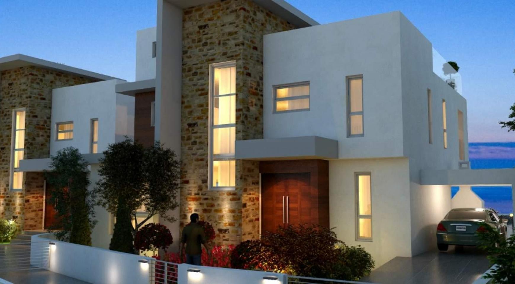 Contemporary Beachfront Villa with 5 Bedrooms - 2