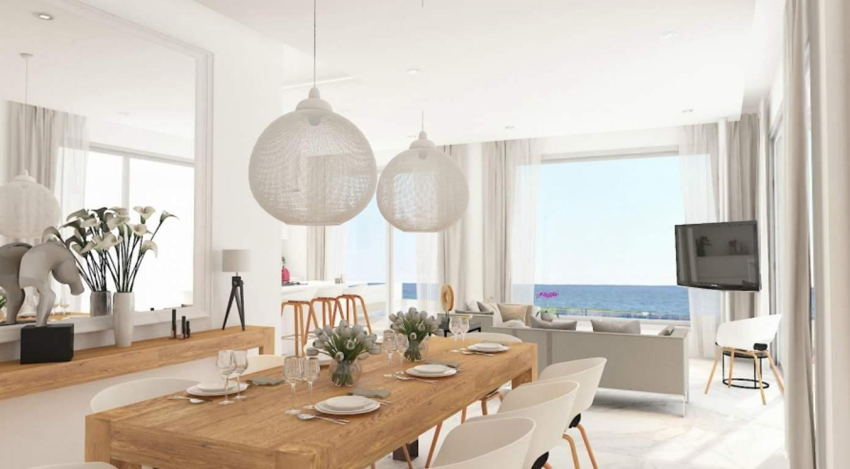 Contemporary Beachfront Villa with 5 Bedrooms - 12