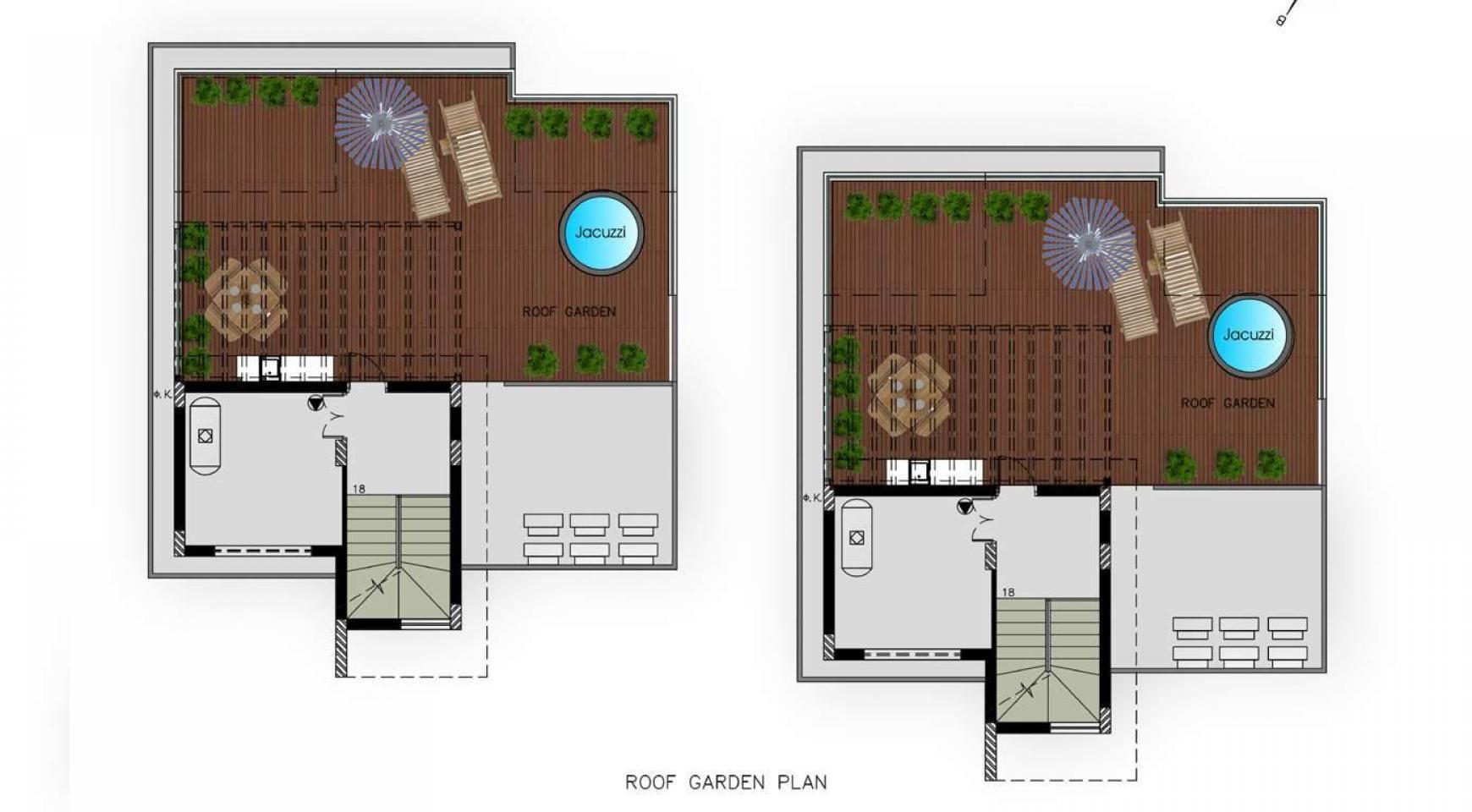 Contemporary Beachfront Villa with 5 Bedrooms - 20