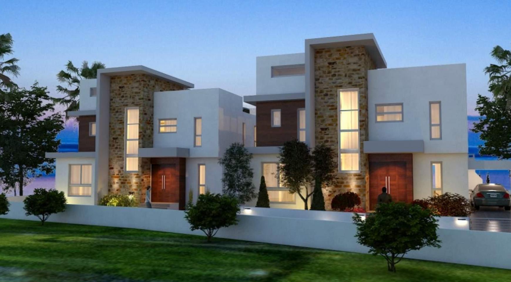 Contemporary Beachfront Villa with 5 Bedrooms - 3