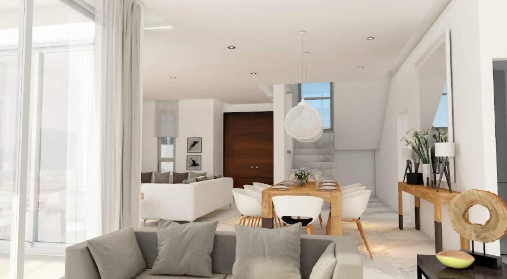 Contemporary Beachfront Villa with 5 Bedrooms - 13
