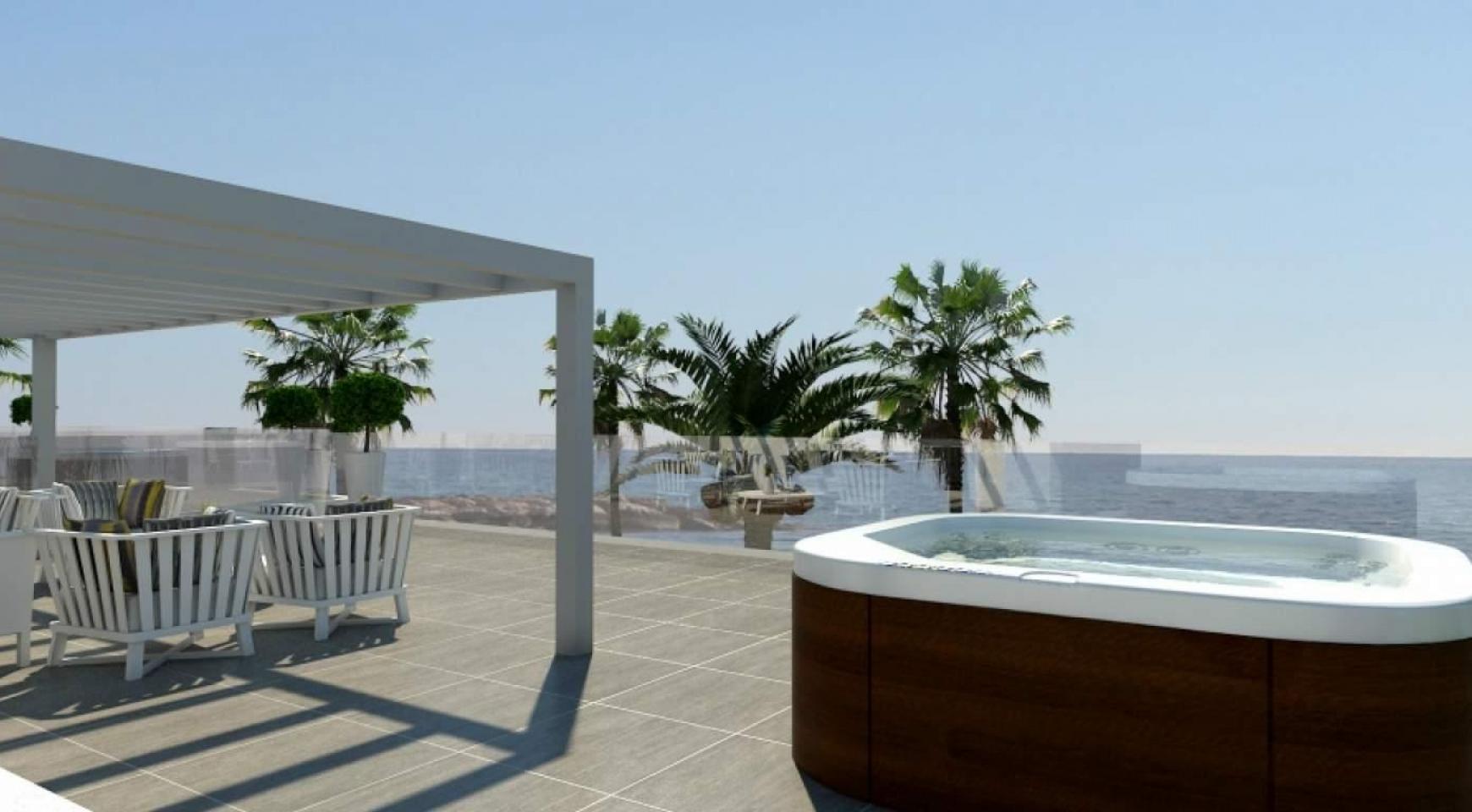 Contemporary Beachfront Villa with 5 Bedrooms - 9