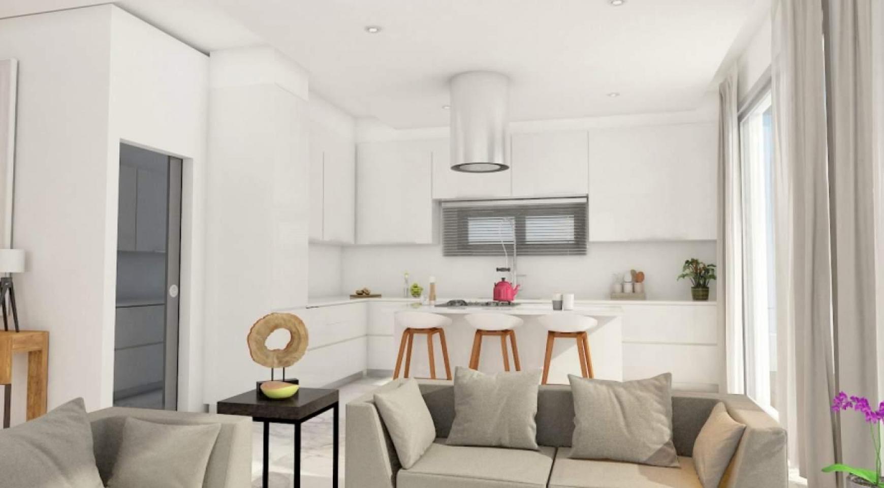 Contemporary Beachfront Villa with 5 Bedrooms - 14