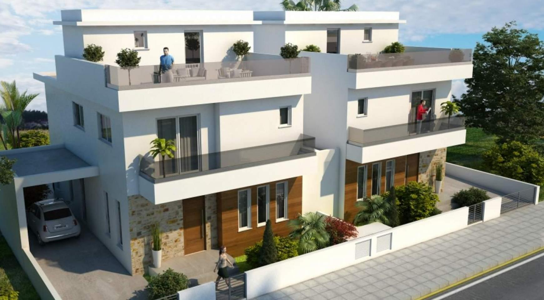 New Modern 4 Bedroom House in Leivadia Area - 4