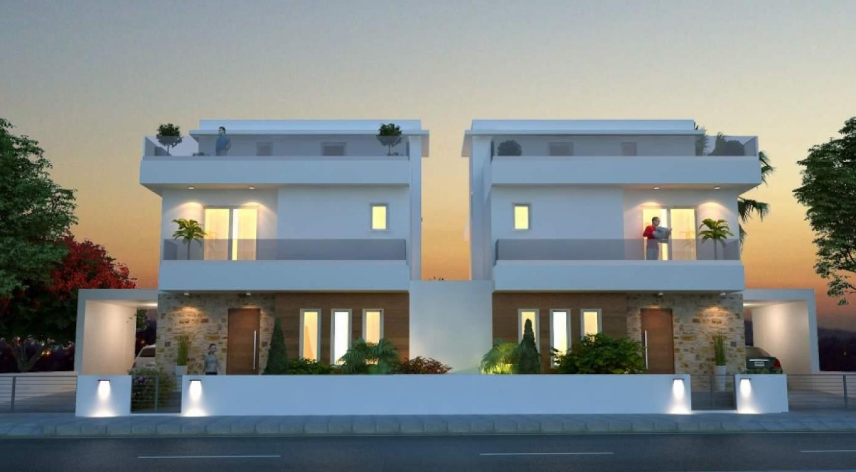 Luxury 4 Bedroom House In Oroklini Area - 3