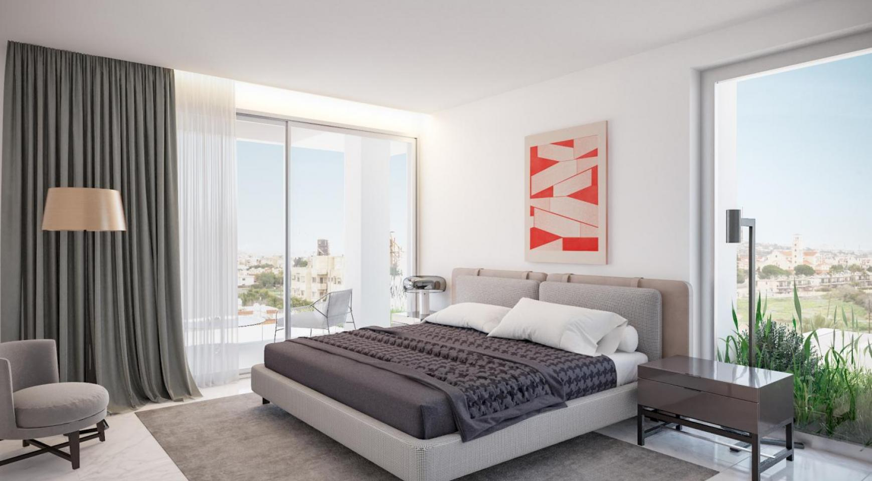 Modern One Bedroom Apartment in a New Complex - 9
