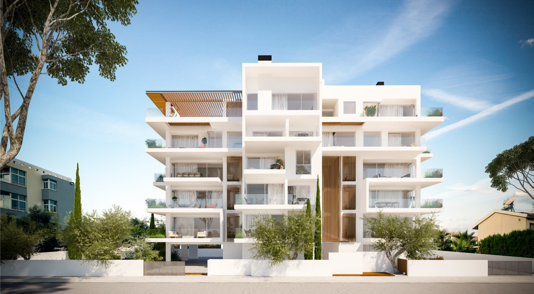 Modern One Bedroom Apartment in a New Complex - 17